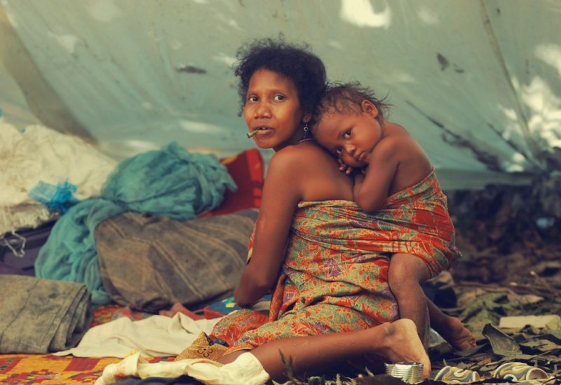 Batek, friedvolles Volk