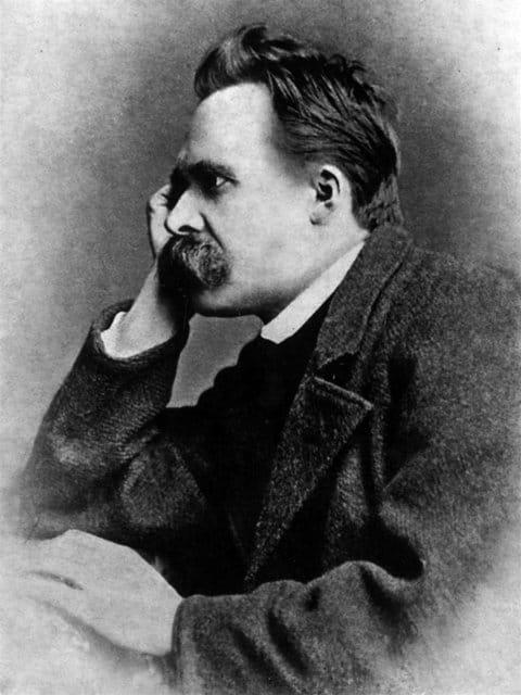 Friedrich Nietzsche, Streben nach Außergewöhnlichkeit