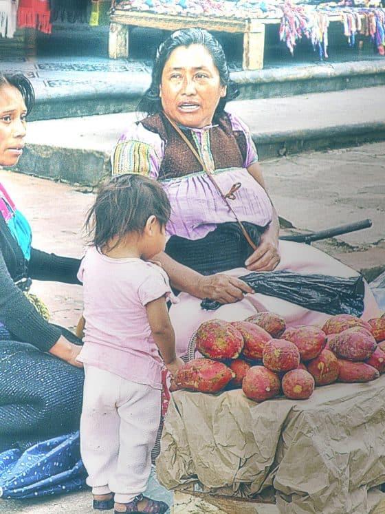 Chiapas Markt